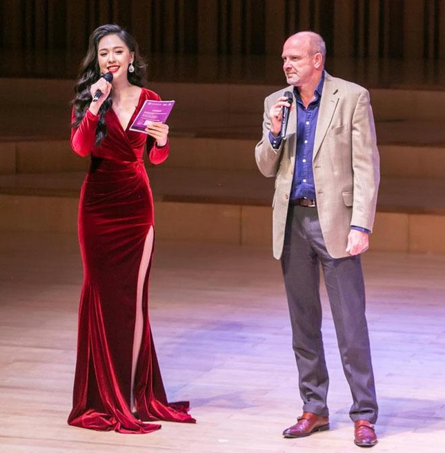 Những người đẹp từng giảm cân 'khủng' để thi Hoa hậu Việt Nam ảnh 10