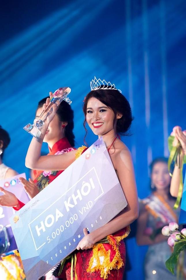 Những Hoa khôi đình đám của Đại học Ngoại thương từng dự thi Hoa hậu Việt Nam ảnh 7