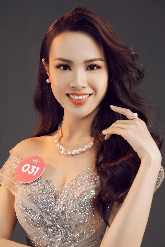 Những Hoa khôi đình đám của Đại học Ngoại thương từng dự thi Hoa hậu Việt Nam ảnh 6