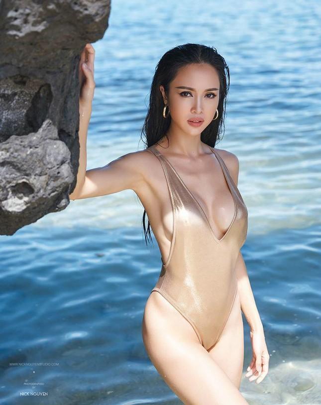 Vũ Ngọc Anh: Từ Người đẹp Áo dài HHVN 2012 đến mỹ nhân bốc lửa nhất showbiz ảnh 10