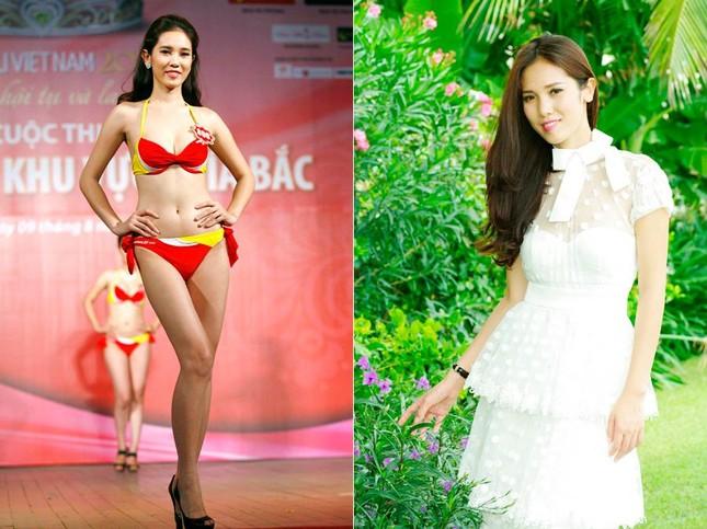 Vóc dáng nóng bỏng của Đỗ Thị Hà và những người đẹp xứ Thanh từng dự thi Hoa hậu Việt Nam ảnh 12