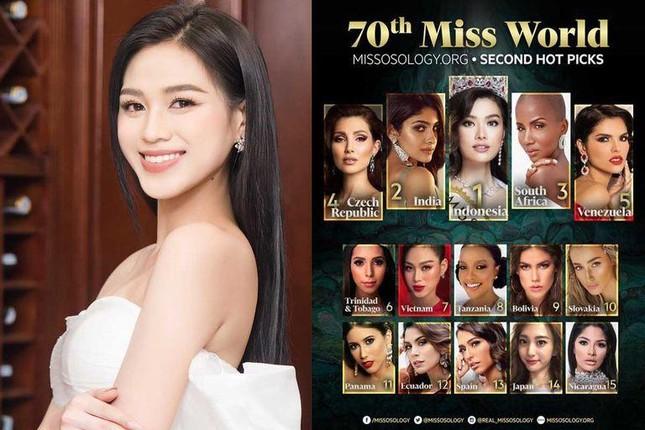 Mặc lại váy của Á hậu Diễm Trang, Đỗ Thị Hà được khen xinh đẹp tựa 'thiên nga trắng' ảnh 6