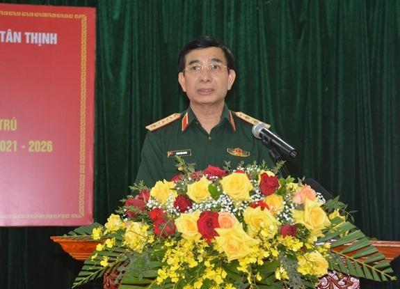 Nhất trí giới thiệu Thượng tướng Phan Văn Giang ứng cử Quốc hội ảnh 1