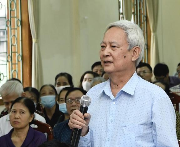 Nhất trí giới thiệu Thượng tướng Phan Văn Giang ứng cử Quốc hội ảnh 3
