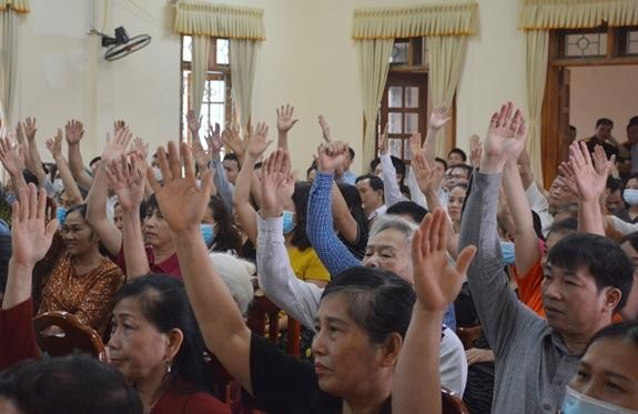 Nhất trí giới thiệu Thượng tướng Phan Văn Giang ứng cử Quốc hội ảnh 4