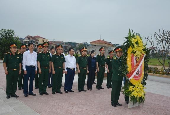 Nhất trí giới thiệu Thượng tướng Phan Văn Giang ứng cử Quốc hội ảnh 6