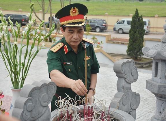 Nhất trí giới thiệu Thượng tướng Phan Văn Giang ứng cử Quốc hội ảnh 7