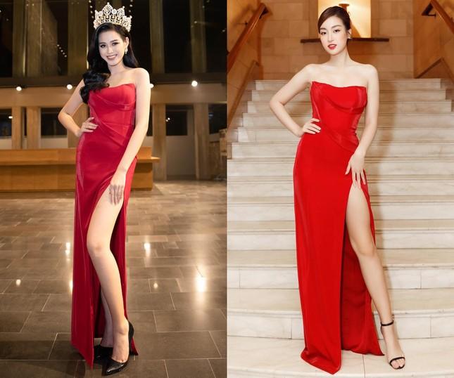 Hoa hậu Đỗ Thị Hà 'đụng hàng' loạt mỹ nhân Việt và vẻ đẹp khó trộn lẫn ảnh 5