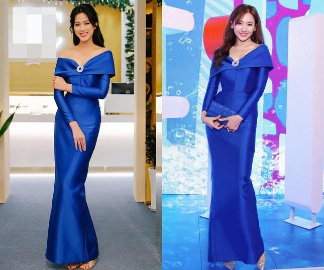 Hoa hậu Đỗ Thị Hà 'đụng hàng' loạt mỹ nhân Việt và vẻ đẹp khó trộn lẫn ảnh 2