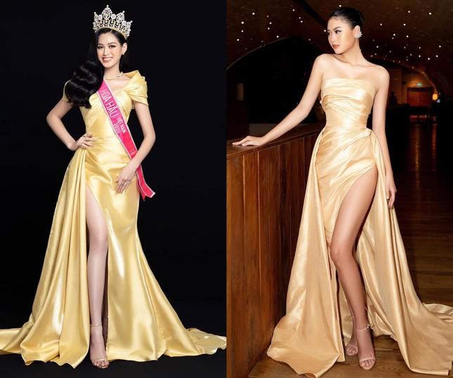 Hoa hậu Đỗ Thị Hà 'đụng hàng' loạt mỹ nhân Việt và vẻ đẹp khó trộn lẫn ảnh 3