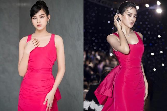 Hoa hậu Đỗ Thị Hà 'đụng hàng' loạt mỹ nhân Việt và vẻ đẹp khó trộn lẫn ảnh 6