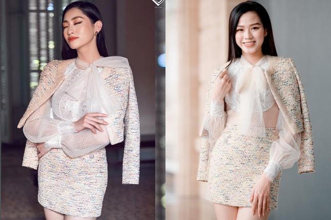 Hoa hậu Đỗ Thị Hà 'đụng hàng' loạt mỹ nhân Việt và vẻ đẹp khó trộn lẫn ảnh 7