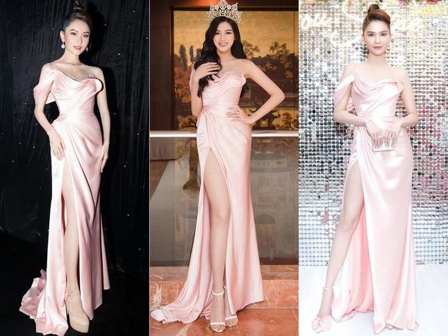 Hoa hậu Đỗ Thị Hà 'đụng hàng' loạt mỹ nhân Việt và vẻ đẹp khó trộn lẫn ảnh 1