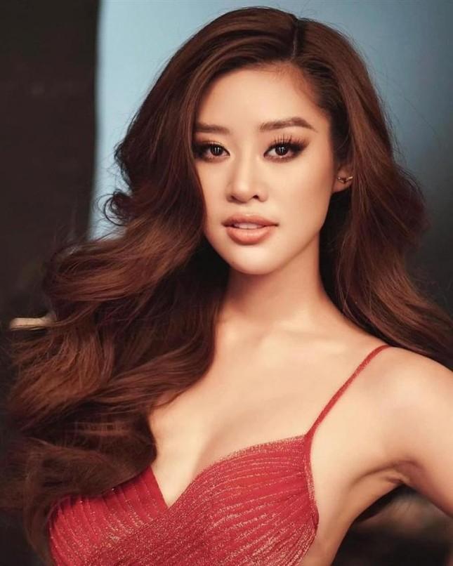 H'Hen Niê bình chọn 21 thí sinh nổi bật nhất Miss Universe 2020, Khánh Vân đứng đầu bảng ảnh 2