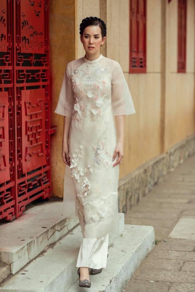 Á hậu Hoàng Oanh từng là đại diện hãng hàng không quốc gia Việt Nam giờ ra sao? ảnh 13