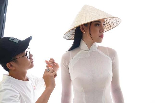 Á hậu Hoàng Oanh từng là đại diện hãng hàng không quốc gia Việt Nam giờ ra sao? ảnh 11