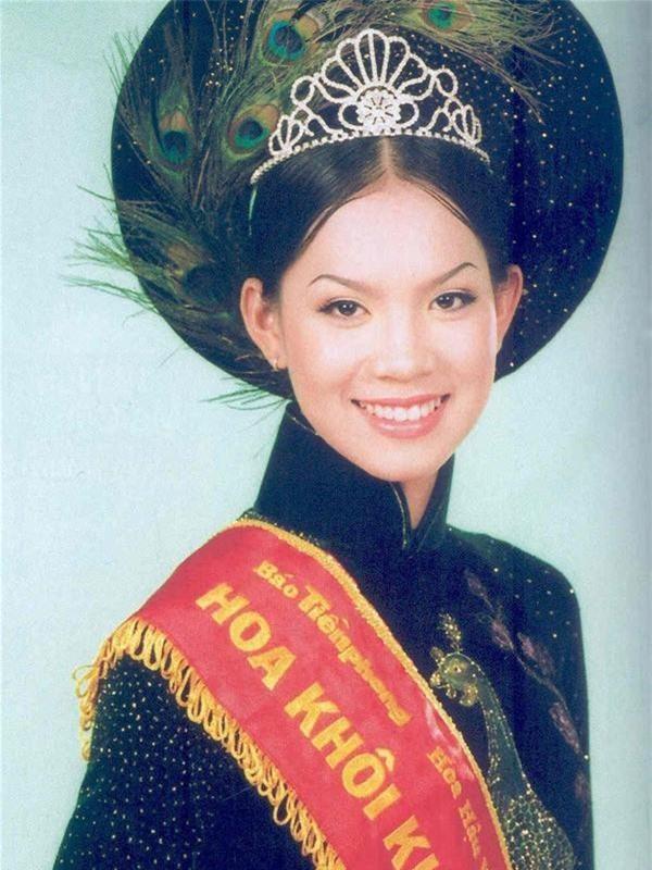 Á hậu Hoàng Oanh từng là đại diện hãng hàng không quốc gia Việt Nam giờ ra sao? ảnh 1