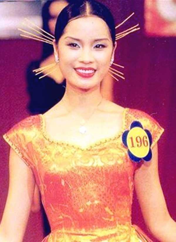 Á hậu 'đông con nhất showbiz' Ngô Thúy Hà bất ngờ tái xuất xinh đẹp ở tuổi 40 ảnh 4