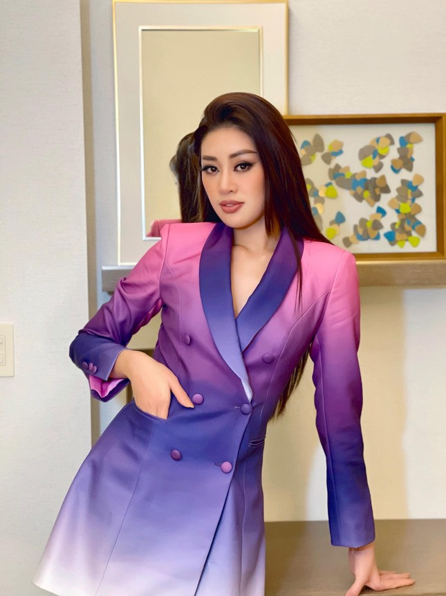 Khánh Vân được diễn đàn sắc đẹp Philippines dự đoán dành ngôi Hoa hậu Hoàn vũ 2020 ảnh 6