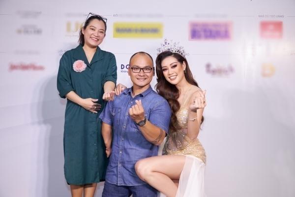 Khánh Vân được diễn đàn sắc đẹp Philippines dự đoán dành ngôi Hoa hậu Hoàn vũ 2020 ảnh 3