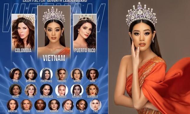 Nữ chủ tịch Miss Universe hé lộ về tiêu chí chọn hoa hậu, Khánh Vân liệu có nhiều cơ hội? ảnh 10