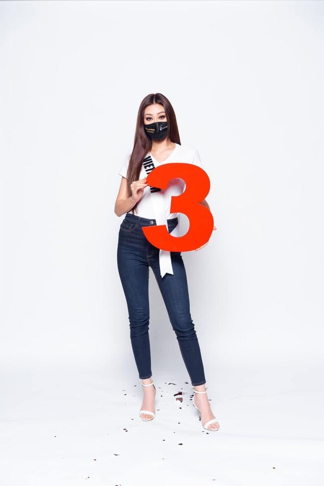 Khánh Vân được Á hậu Hoàn vũ thế giới 2017 dự đoán lọt top 10 Miss Universe ảnh 11