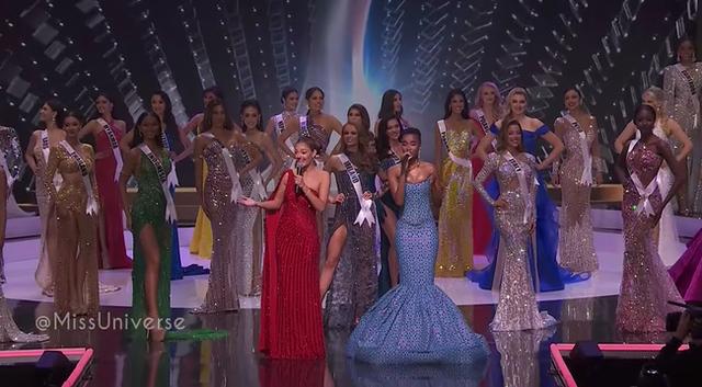 Xem trực tiếp Khánh Vân tranh tài tại đêm chung kết Miss Universe 2020 ảnh 4