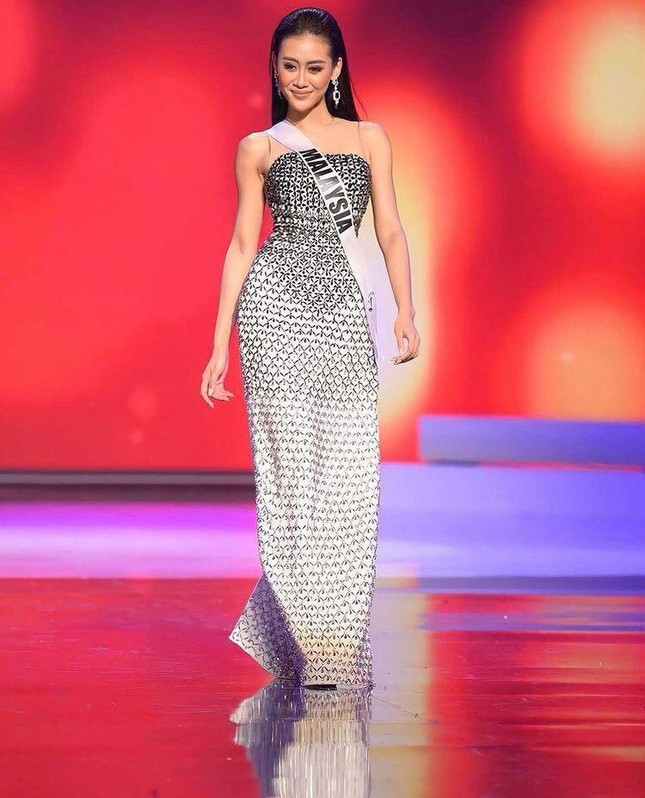 Hoa hậu Hoàn vũ Malaysia trở thành nạn nhân của bôi nhọ trên mạng ảnh 3