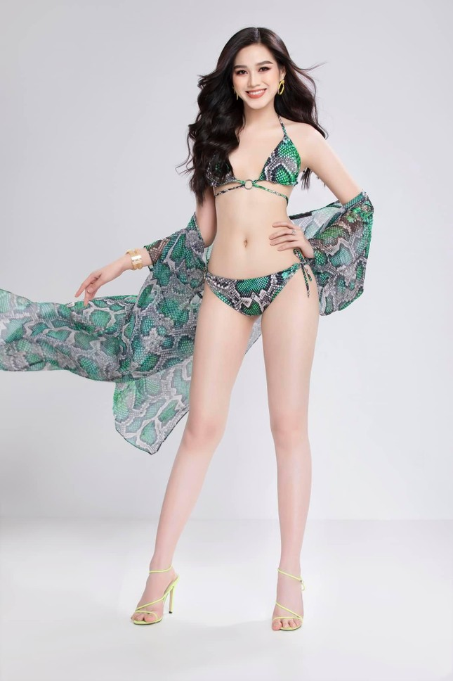 Nhan sắc các thí sinh cùng Hoa hậu Đỗ Thị Hà được dự đoán lọt top 10 Miss World 2021 ảnh 12