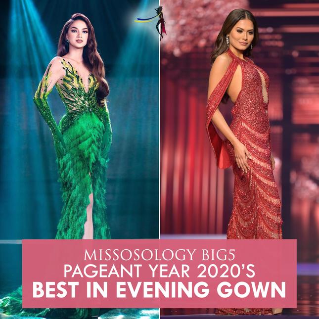 Trang Missosology công bố hoa hậu trình diễn bikini đẹp nhất năm 2020 ảnh 2