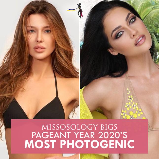 Trang Missosology công bố hoa hậu trình diễn bikini đẹp nhất năm 2020 ảnh 1
