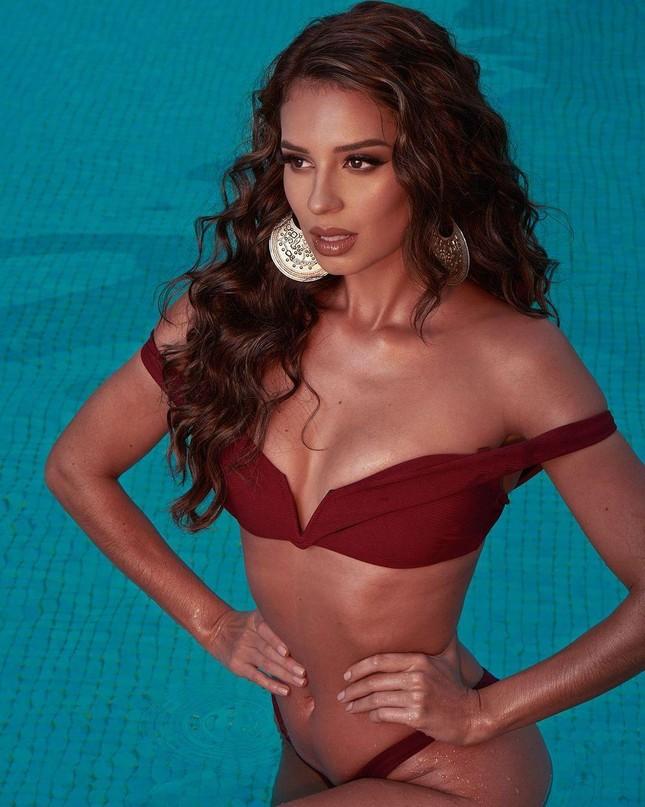 Ngắm body nóng 'bỏng mắt' của mỹ nhân 26 tuổi vừa lên ngôi Hoa hậu Hoà bình Costa Rica ảnh 7