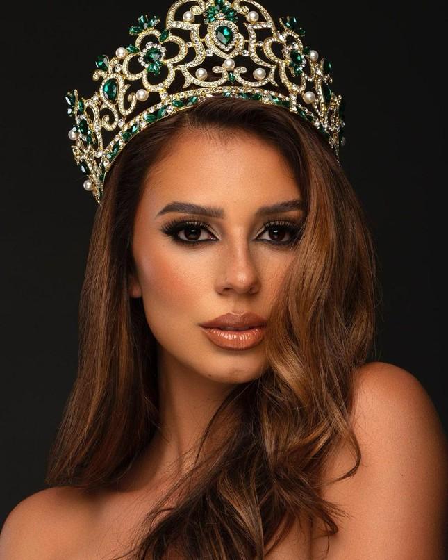Ngắm body nóng 'bỏng mắt' của mỹ nhân 26 tuổi vừa lên ngôi Hoa hậu Hoà bình Costa Rica ảnh 1