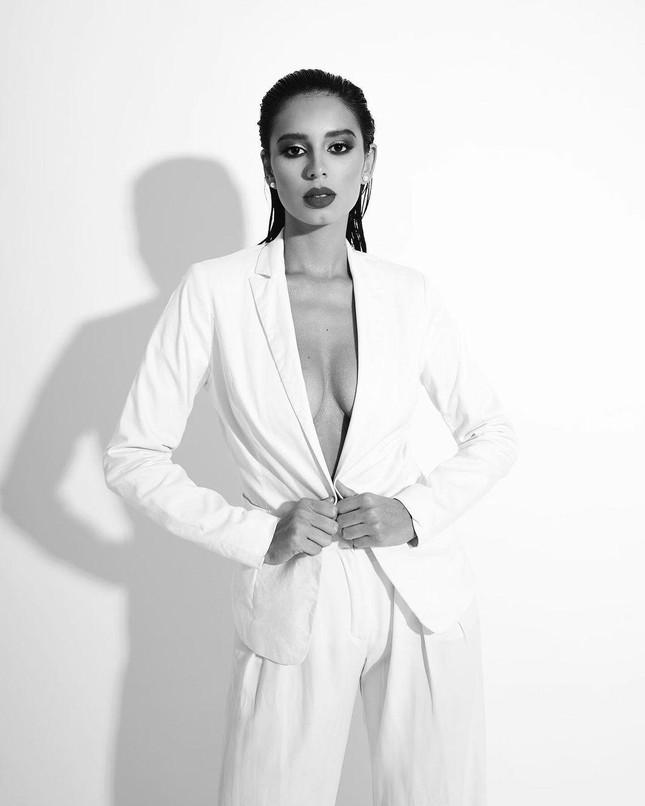 Ngắm body nóng 'bỏng mắt' của mỹ nhân 26 tuổi vừa lên ngôi Hoa hậu Hoà bình Costa Rica ảnh 5