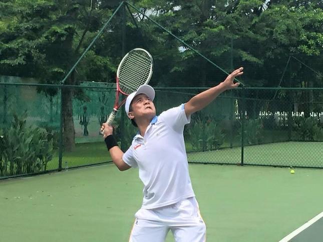Sôi nổi giải quần vợt báo Tiền Phong chào mừng Ngày Báo chí cách mạng ảnh 5