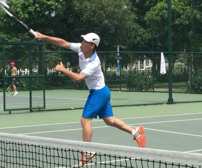 Sôi nổi giải quần vợt báo Tiền Phong chào mừng Ngày Báo chí cách mạng ảnh 8