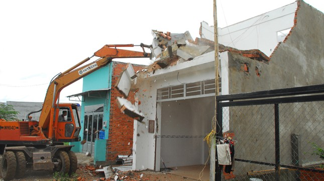 TPHCM: Xây dựng nhà không phép tăng mạnh ảnh 1