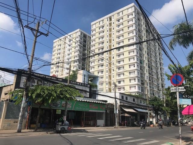 Khu chung cư sai phạm gần một thập kỷ giữa Sài Gòn ảnh 1