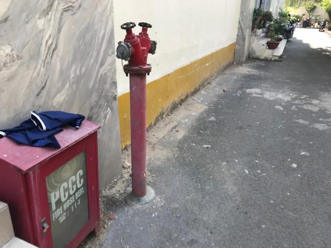 Khu chung cư sai phạm gần một thập kỷ giữa Sài Gòn ảnh 6