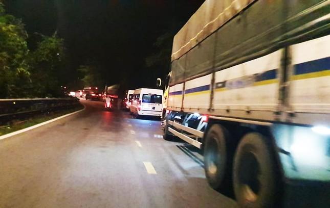 Hai nữ sinh viên bị xe tải tông tử vong trên đèo Bảo Lộc ảnh 2