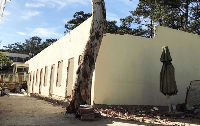 'Phù phép' giấy tờ, qua mặt Sở Xây dựng để cất nhà trong biệt thự cổ ảnh 1