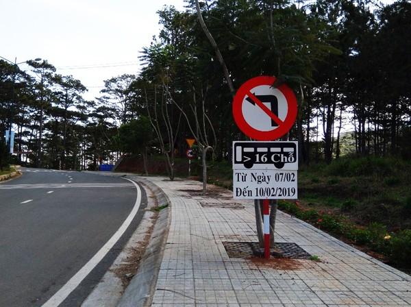 Cấm ô tô trên 16 chỗ lên đèo Prenn Đà Lạt những ngày cao điểm Tết ảnh 2