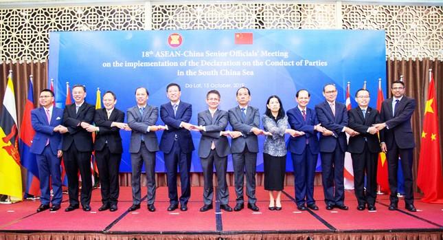 Vi phạm của Trung Quốc gây bất lợi cho tiến trình đàm phán COC ảnh 1
