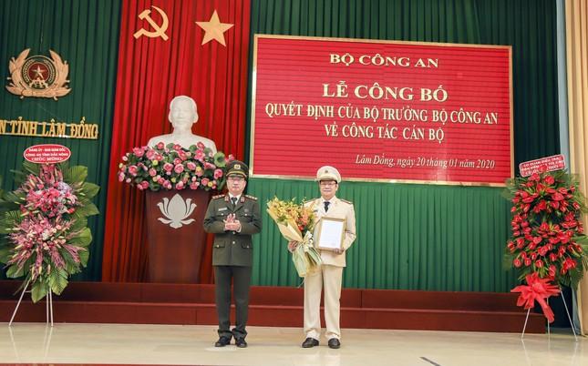 Phó giám đốc Công an Đắk Nông làm Giám đốc Công an Lâm Đồng ảnh 1
