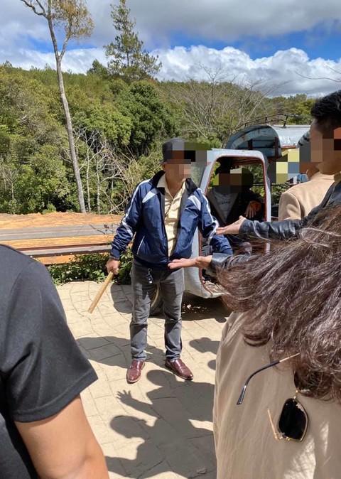 Sở VH Lâm Đồng vào cuộc vụ du khách Thái Lan bị đánh ở Đà Lạt ảnh 4