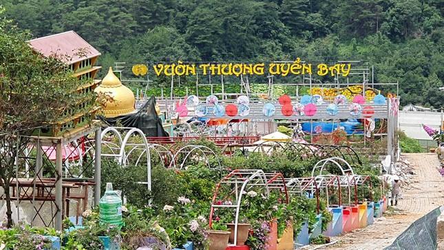 Vườn thượng uyển bay lại xây 'chui': Chính quyền Lâm Đồng bất lực? ảnh 3
