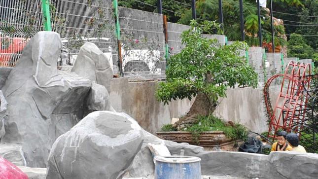 Vườn thượng uyển bay lại xây 'chui': Chính quyền Lâm Đồng bất lực? ảnh 4