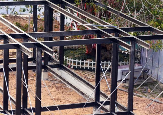 Lại 'mọc' thêm công trình không phép tại Thung lũng tình yêu ảnh 1