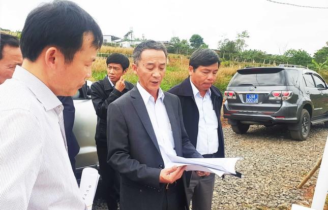Công an vào cuộc điều tra vụ phân lô bán đất nông nghiệp ở Bảo Lộc ảnh 1