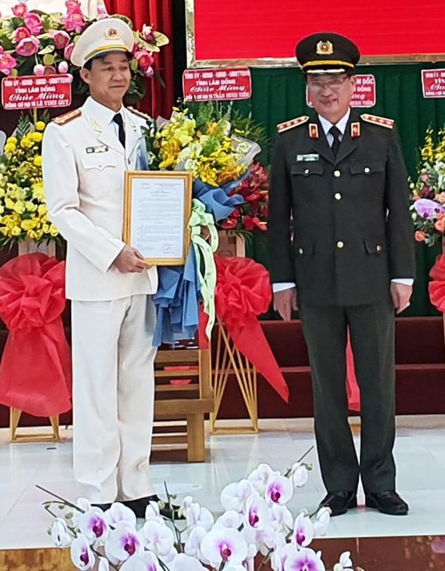 Lâm Đồng có giám đốc Công an tỉnh mới ảnh 1